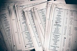 ведение секретного документооборота на бумажном носителе