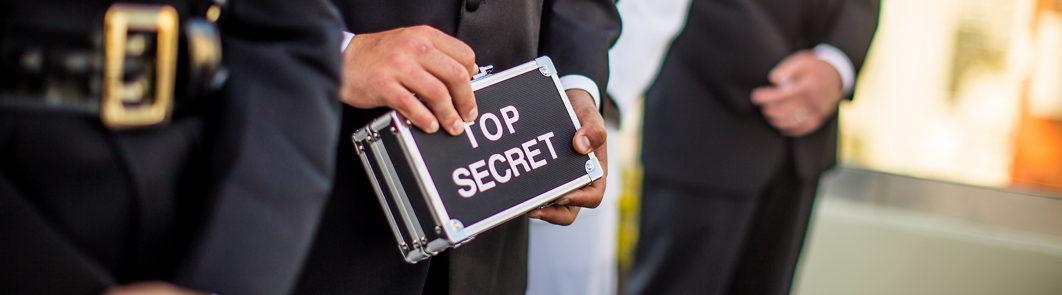 Режимно-секретное обслуживание